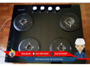 Servicio Tecnico de Estufas Abba 3185246507