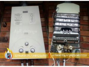 Reparacion y Mantenimiento de Calentadores Challenger