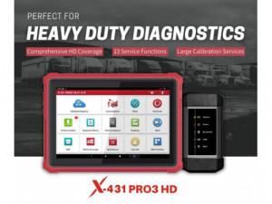Scanner Launch Pro3 Hd Versión 4.0 Tipo Pesados Hd Car...