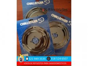 Platos para Estufa Challenger
