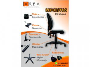 REPARACION MUEBLES Y SILLAS PARA OFICINA