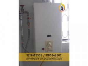 Reparacion de Calentadores Shimasu