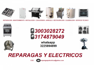REPARACION DE ESTUFAS CEL 3003028272