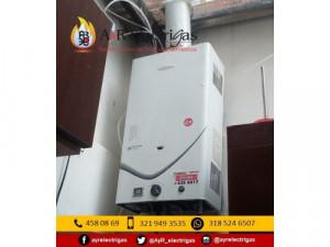 Reparacion y Mantenimiento de Calentadores Cimsa