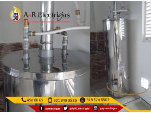 Fabricacion de Calentadores y Capsulas en Acero